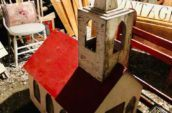 vintage church model
