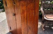 Circa 1880's pine cupboard