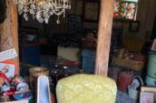 shed full of antiques